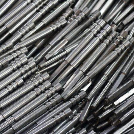 Acciai inox per costruzioni meccaniche